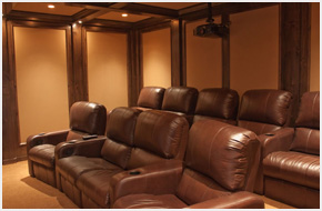 Whether You Are Entertaining Guests Or Simply Relaxing Around The House Your Media Room Should Be An Extension Of Lifestyle